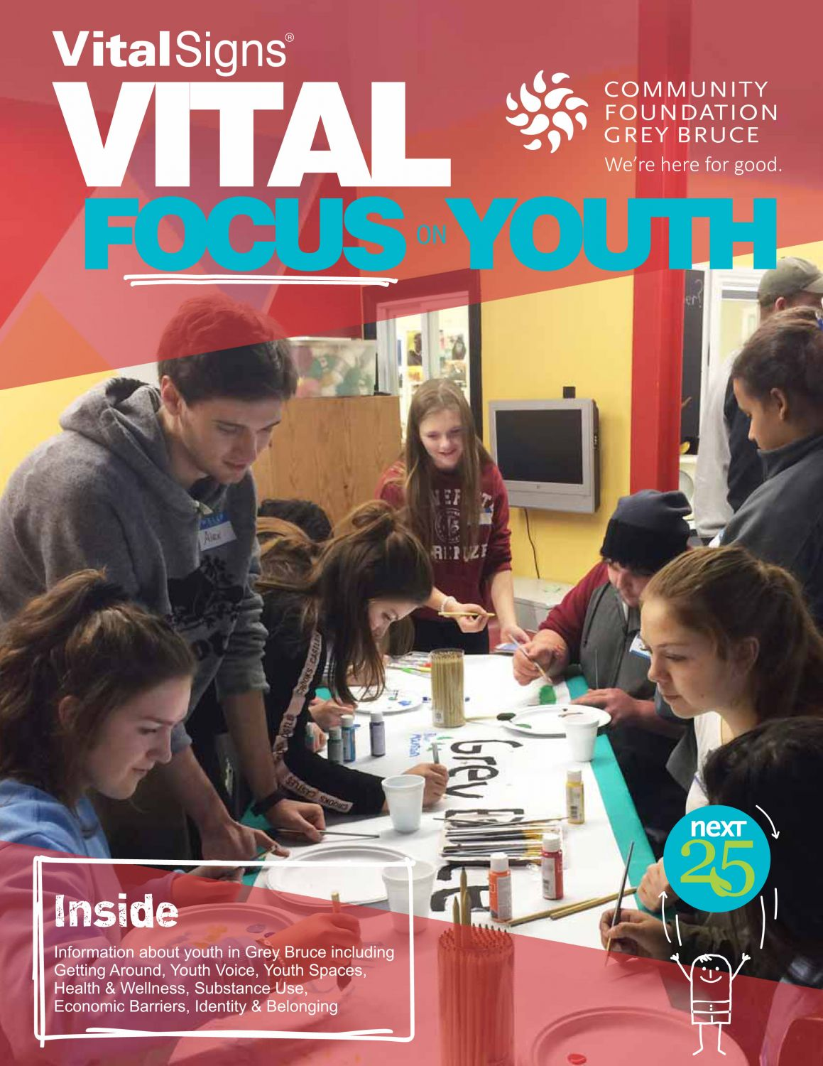Vital Focus on Youth Report