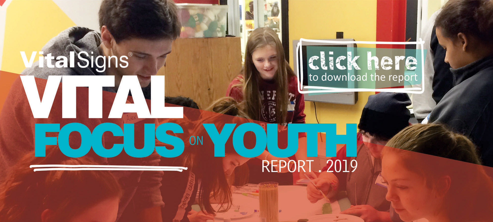 Vital Signs Vital Focus on Youth Report 2019